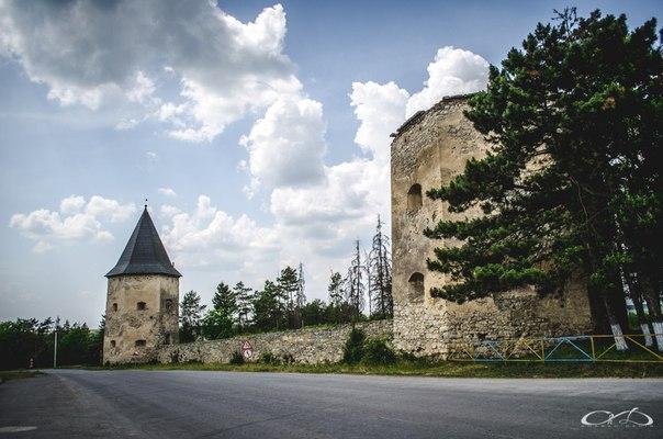 Кривченский замок