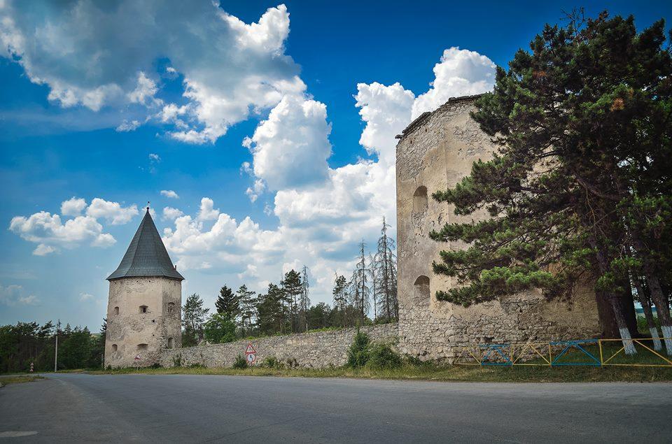 Национальный заповедник Замки Тернопольщины