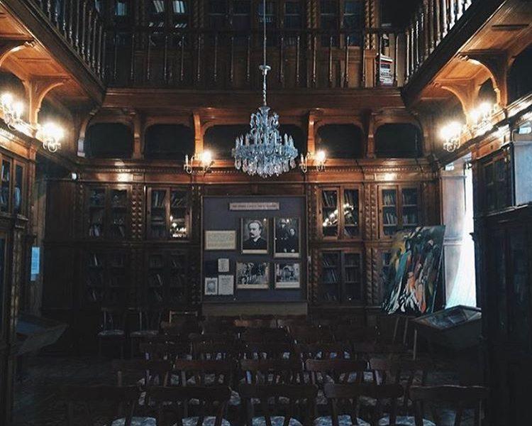 Красота музеев Украины
