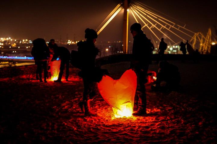 День св. Валентина в Одессе