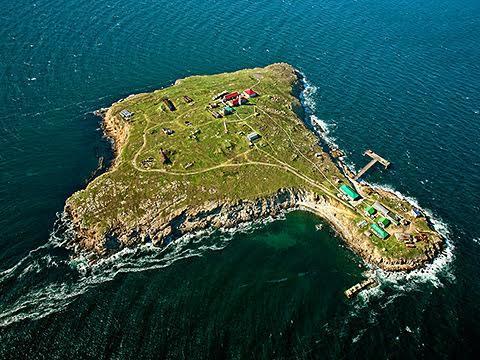 Остров Змеиный Фото fakty.ua