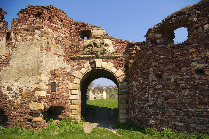 Подзамочковский замок