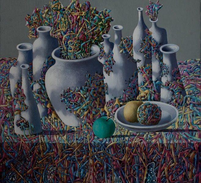 Український художник, якого Британія внесла до списку «Сто геніїв сучасності»