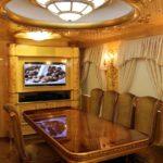 Царські інтер'єри: вагон-салон від Укрзалізниці