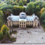 Дворец Бадени в Коропце Тернопольской области