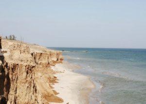 Где отдыхать на море в Украине: Лебедёвка