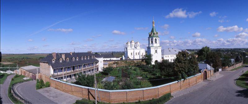 Зимненский Свято-Успенский Святогорский монастырь