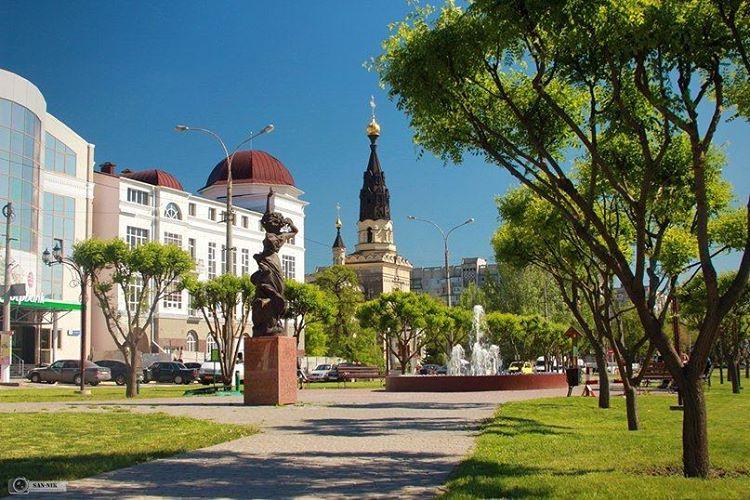 николаев город фото северную часть