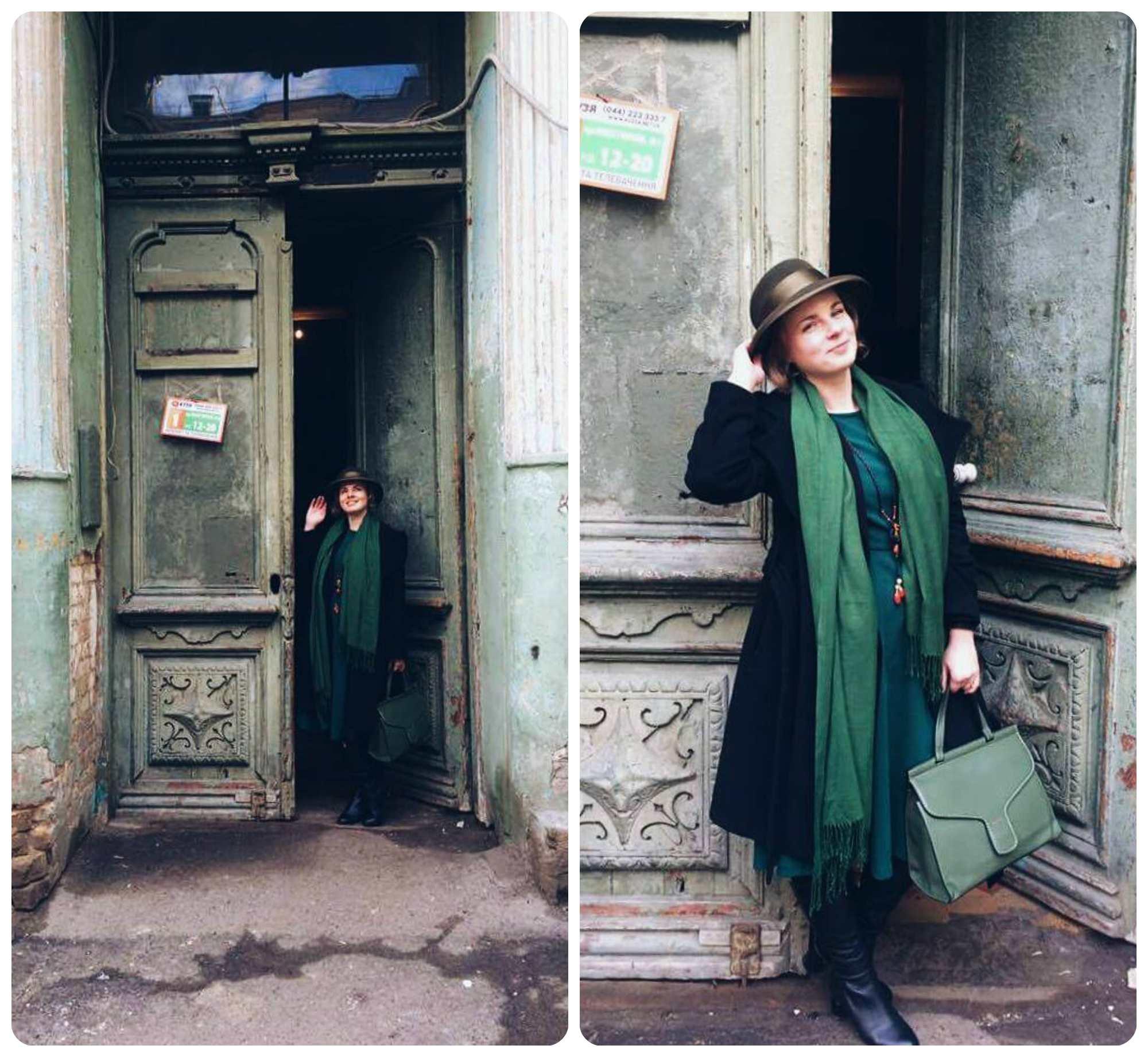 Самостоятельная прогулка по Киеву