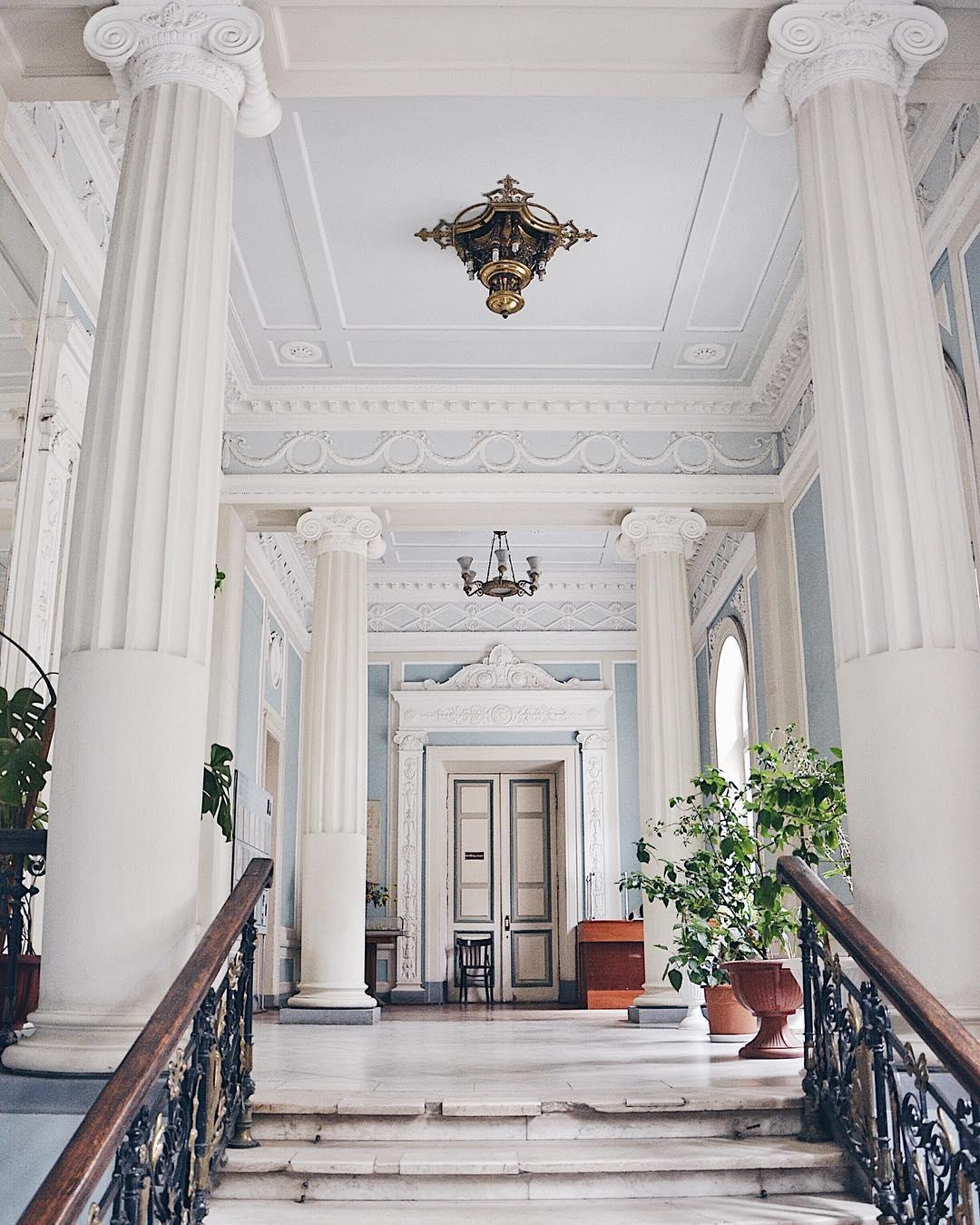 Дом ученых в Харькове