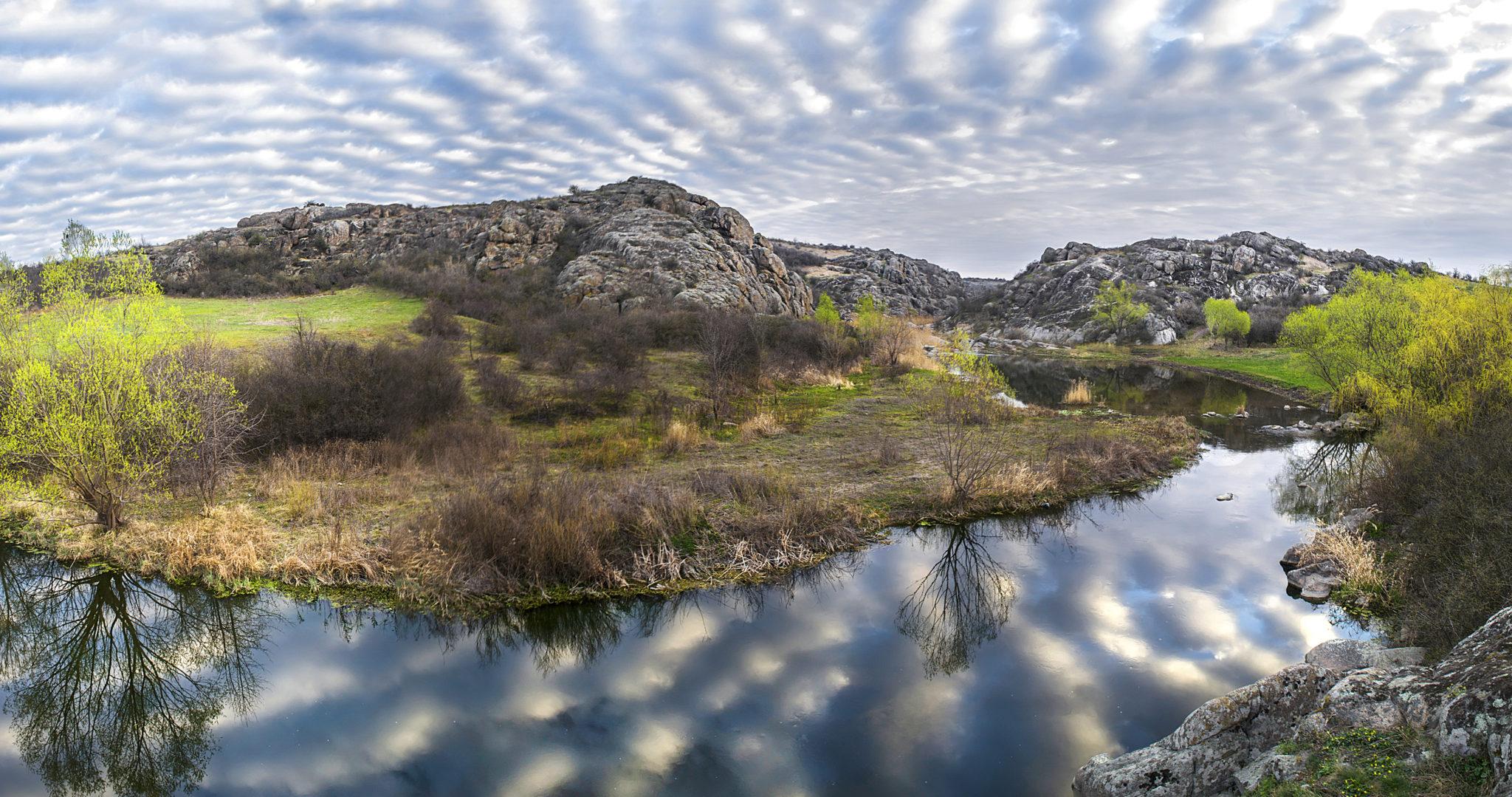 Актовський каньйон, © Анастасія Сак,