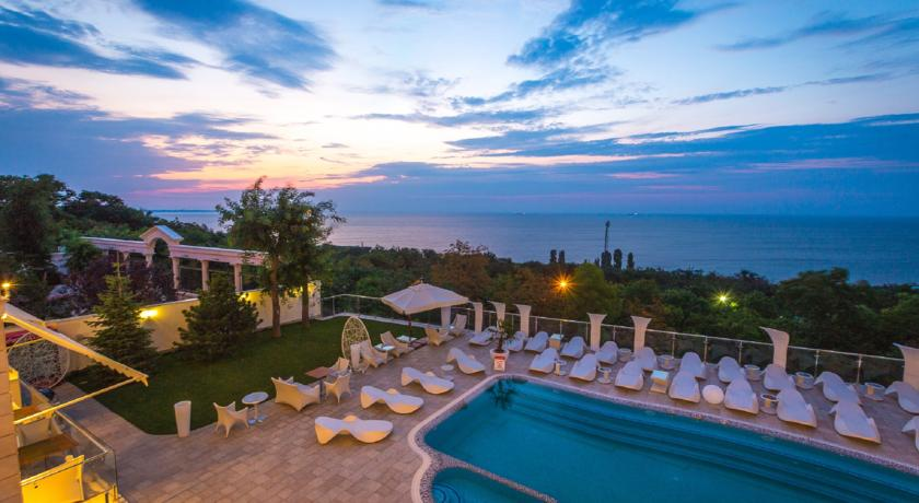Гостиница_Panorama De Luxе