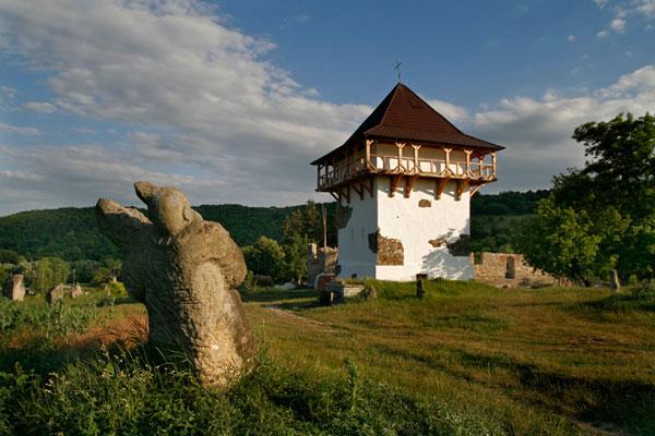 Село Буша в Винницкой области: замок, подземелье и история казаков