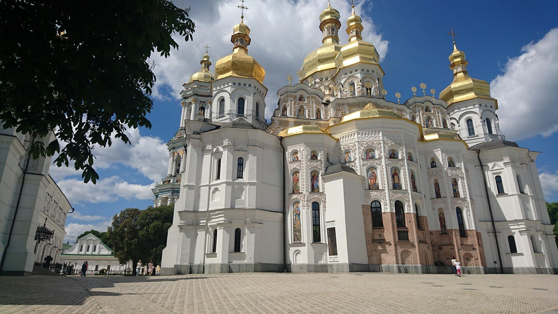 Объекты ЮНЕСКО в Украине