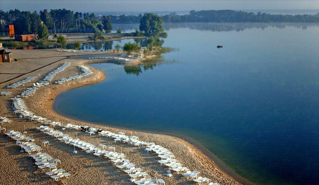 Чудові місця для відпочинку в Київській області
