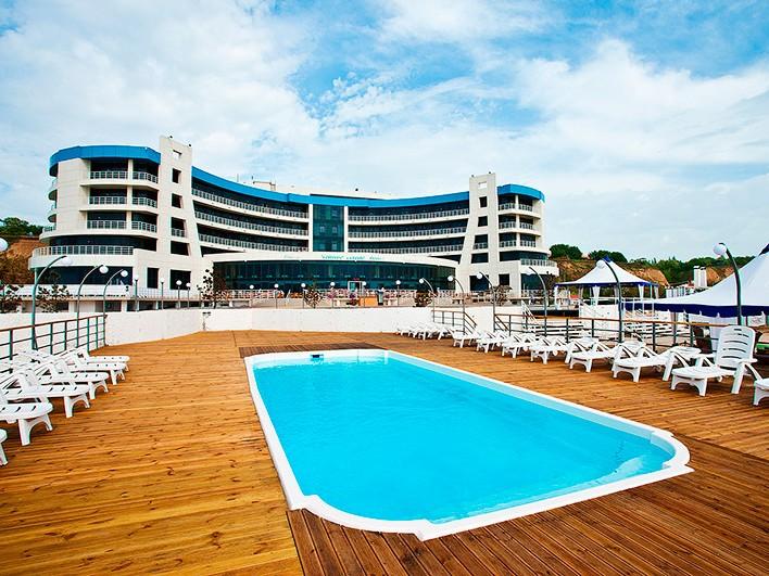 Отель Черное море Бугаз в Грибовке