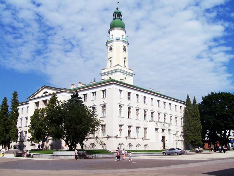 Ратуша в Дрогобичі
