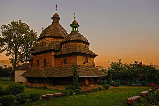 Церковь Святого Духа (Потелич)