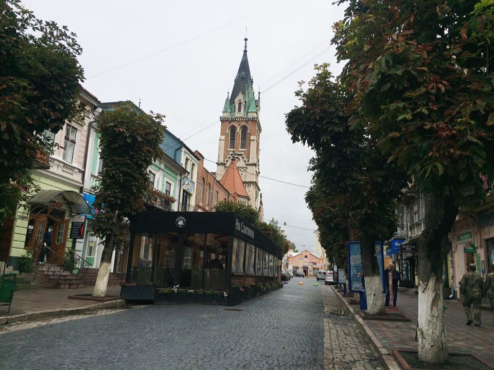 Exploring Ukraine: Город Чортков
