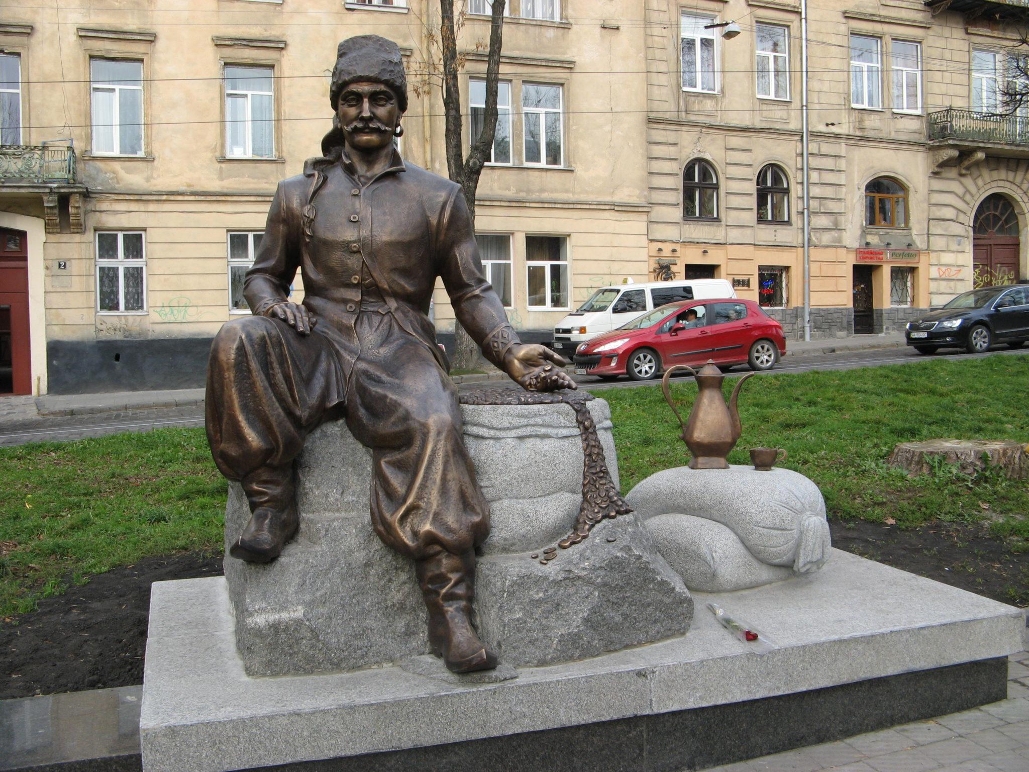Як український козак навчив Європу пити каву