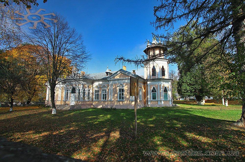 Дворец Манеску