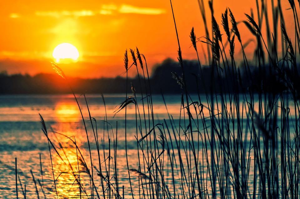 Озеро Ялпуг - найбільше