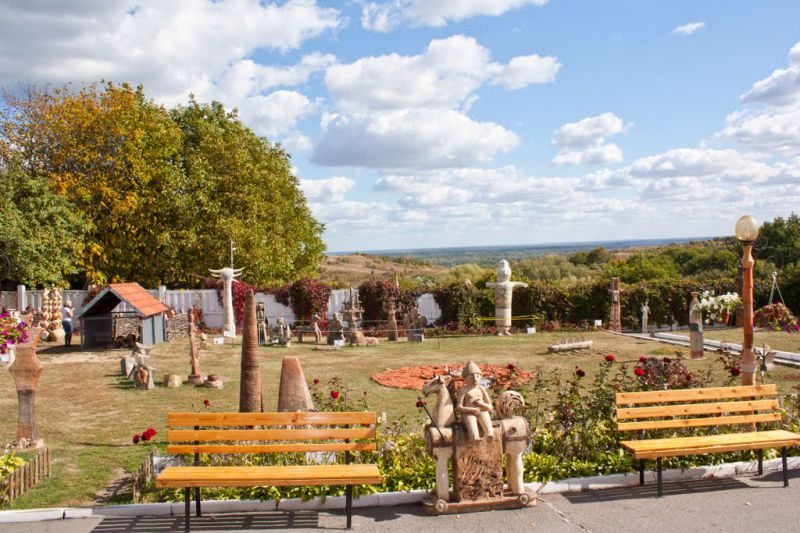 Селище Опішня – мекка українського гончарства