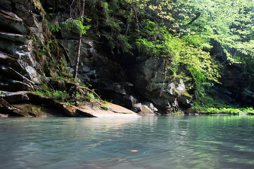 Річка Карпат Путила