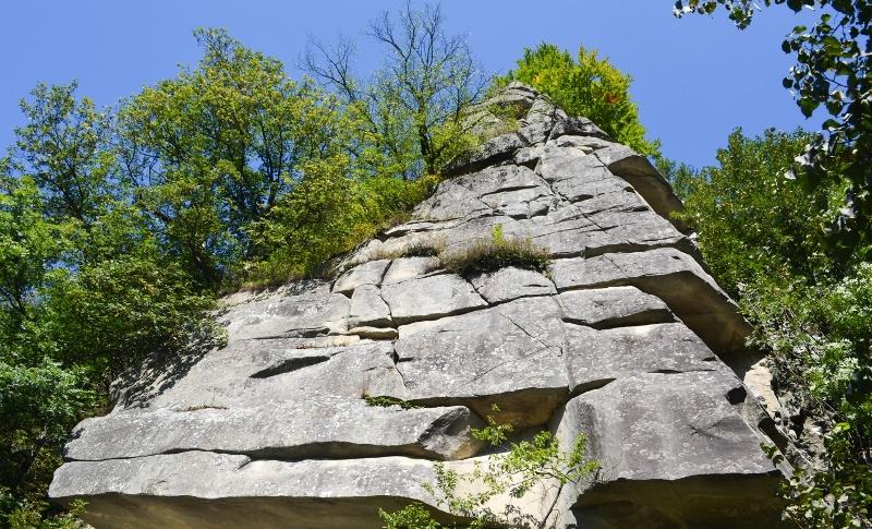 Скала Каменная Богачка