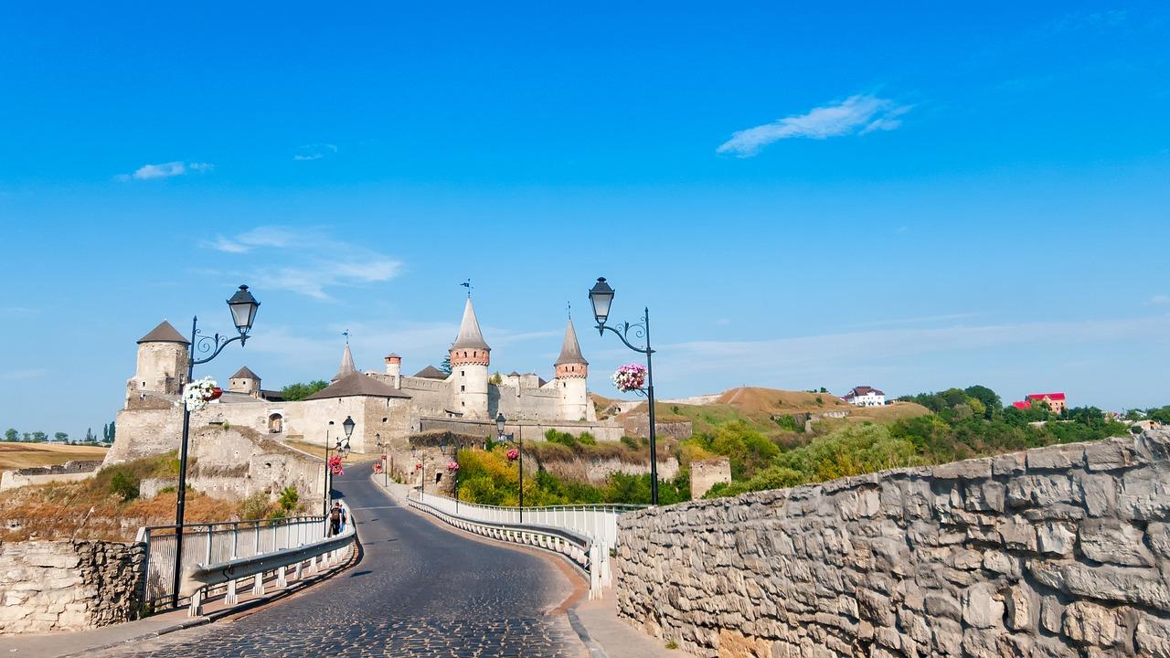 Місця, які варто відвідати в Кам'янець-Подільському