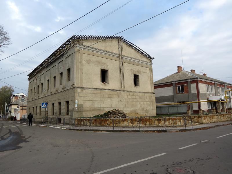 Дом Потоцких в Могилев-Подольский