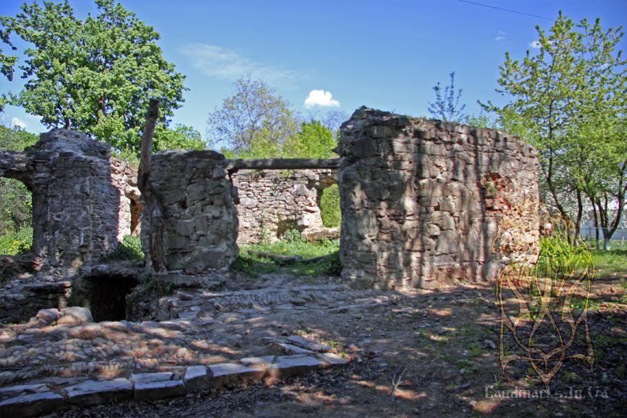 Замок Надвірній