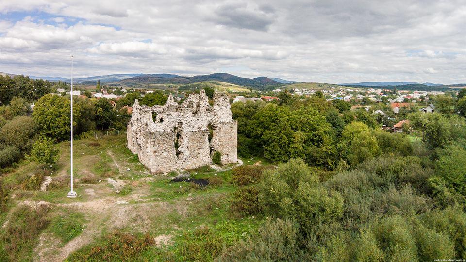 Замки Закарпатської області: 5 маловідомих пам'яток