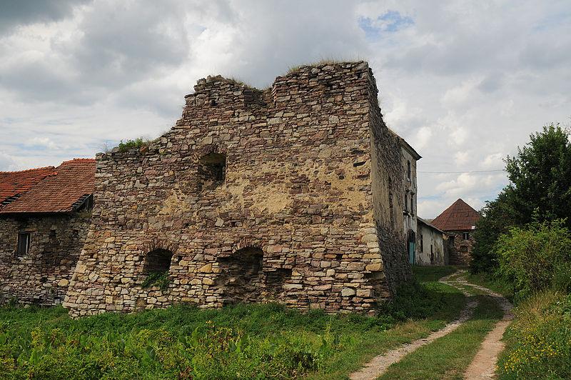 Золотий Потік замок Потоцьких Фото Сергій Криниця (Haidamac)