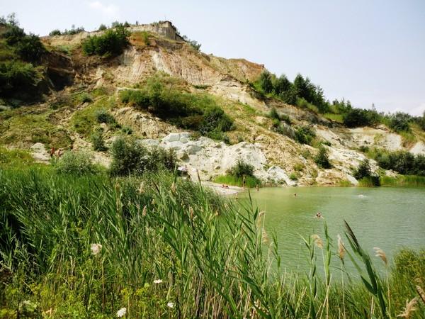 Озеро Стайки