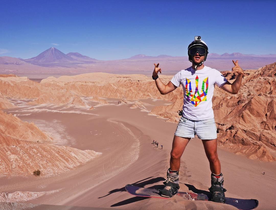 Інтерв'ю з Орестом Зубом: мандрівник, блогер та онлайн-підприємець