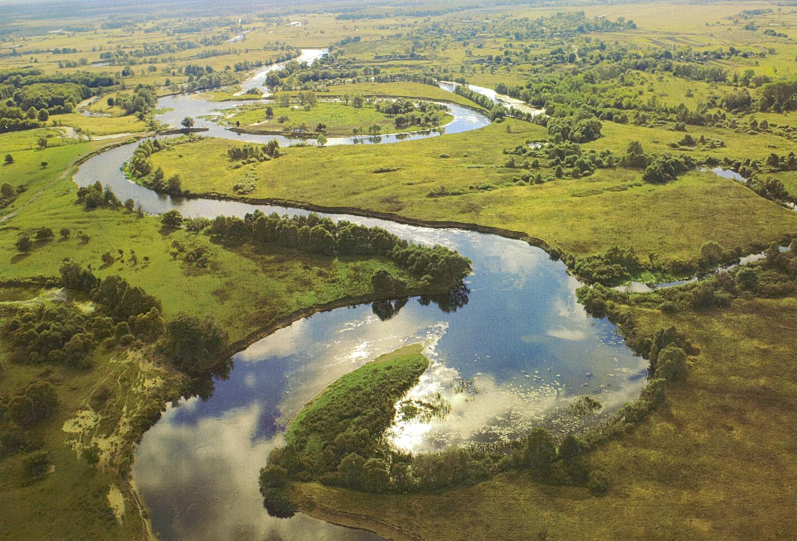 Найкрасивіші річки України: легенди та історії