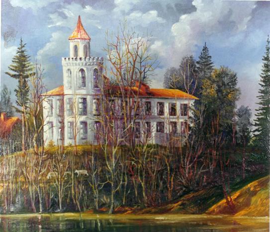 Рожнятівський-замок