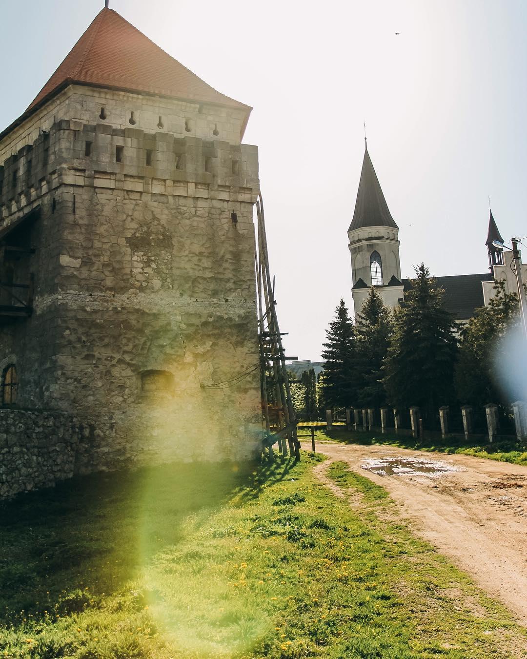 7 потрясающих замков Украины, где вы не встретите туристов