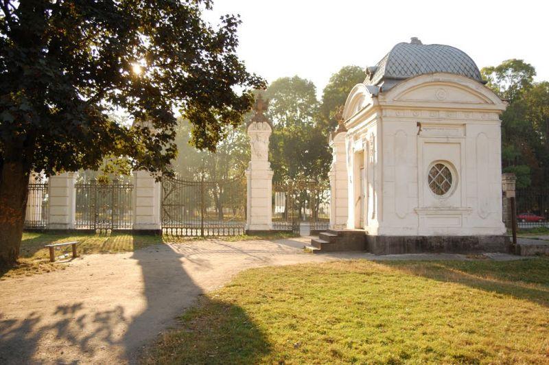 Усадьба Сангушко-Потоцких