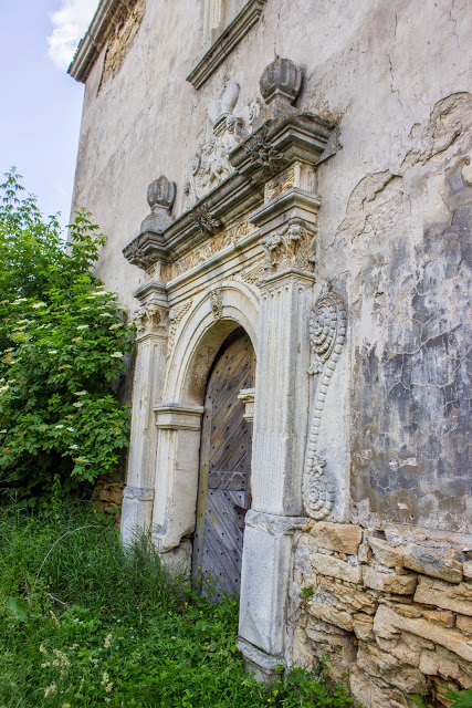 Чернелицкий замок__