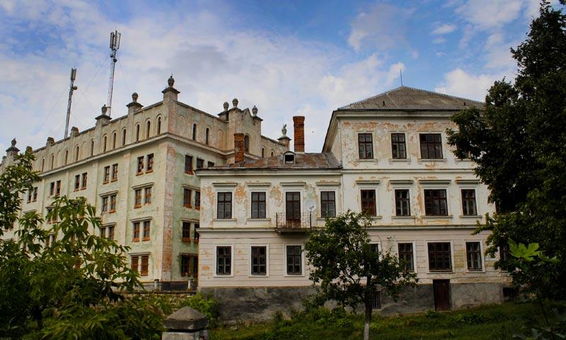 Ягильницкий замок