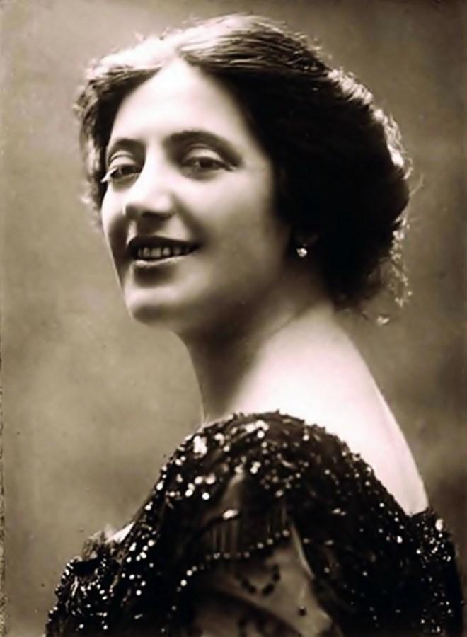 Чому оперна діва Соломія Крушельницька приховала свій справжній вік