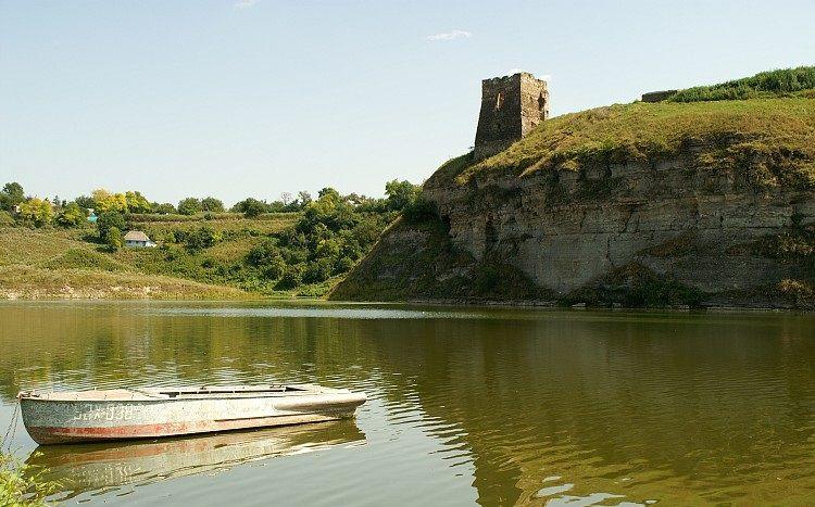 Жванецкий замок