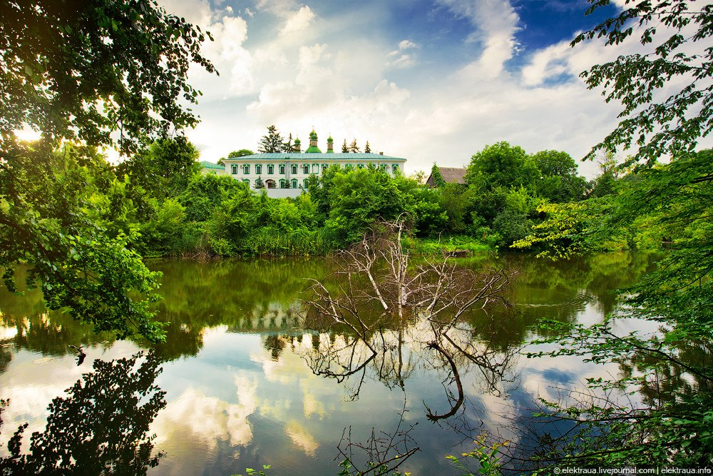Интересные места Украины — гроты пещерные монастыри, скальные города