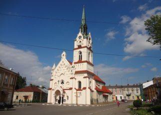 Костел Різдва Діви Марії (Стрий)