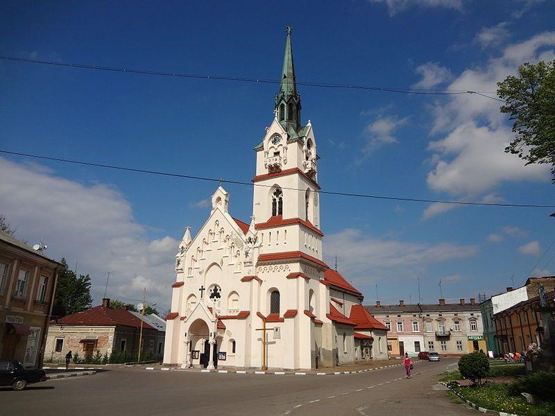 Топ-10 самых необычныххрамов Украины