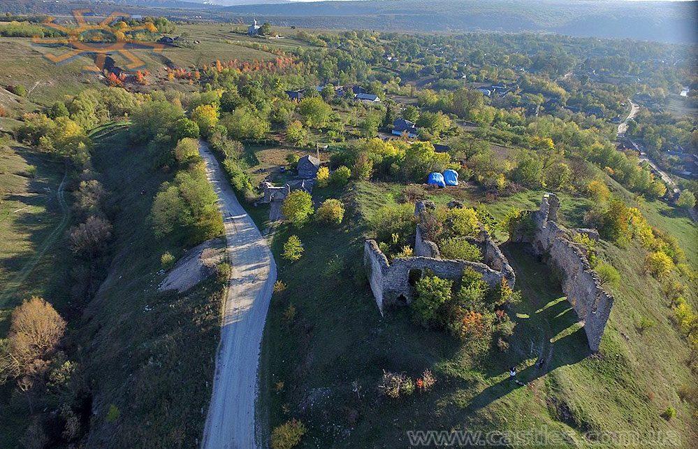 Чернокозинецький замок