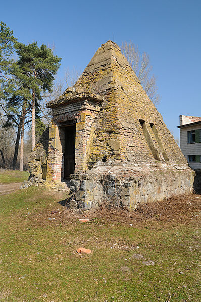 Березова рудка Піраміди Сергій Криниця (Haidamac)