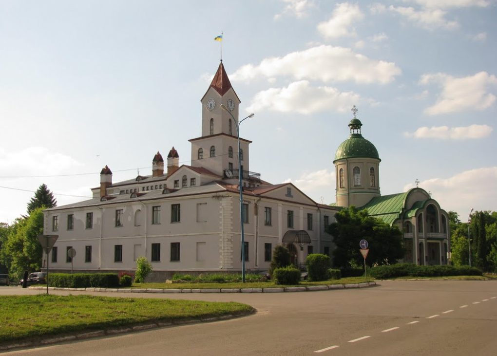 Буськ